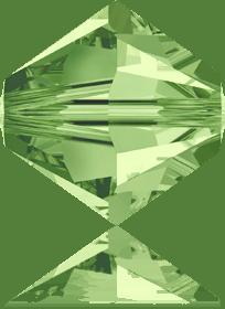 5301/5328 - 8mm Swarovski Bicone Crystal Bead - Peridot