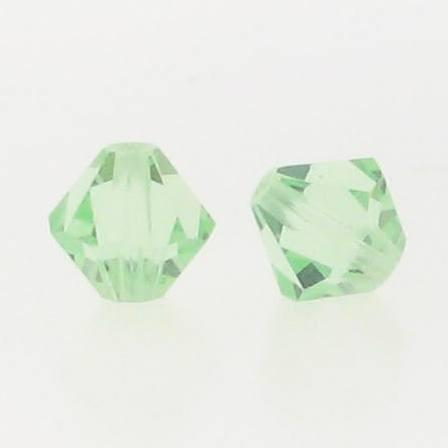 5301/5328 - 4mm Swarovski Bicone Bead - Chrysolite