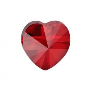 5742 - 14mm Heart Bead Colors