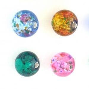 Round Lamp Beads 6110L - 10mm