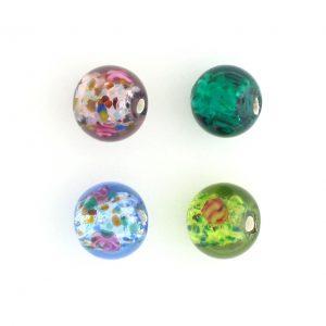 Round Lamp Beads 6106L - 6mm