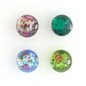 Round Lamp Beads 6108L - 8mm
