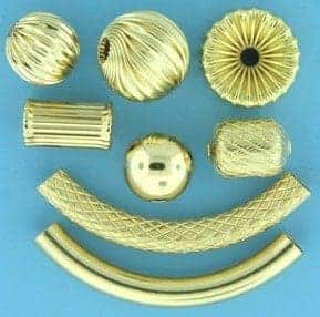 Gold Filled Beads & Findings